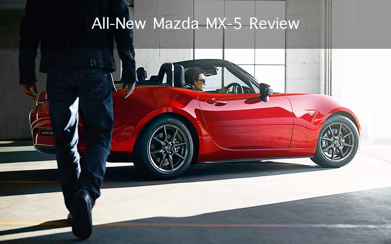 All-New 2015 Mazda MX-5 Review