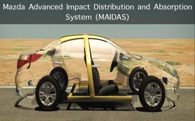 Mazda Advanced Impact Distribution and Absorption System (MAIDAS)
