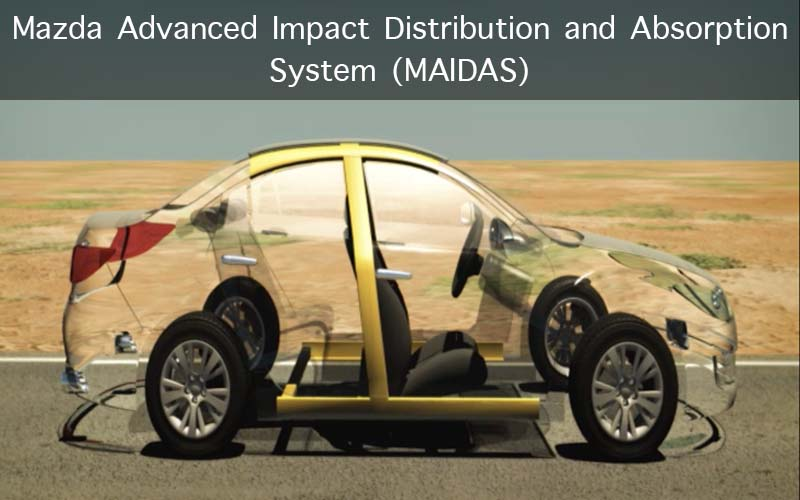 Mazda Advanced Impact Distribution and Absorption System (MAIDAS)