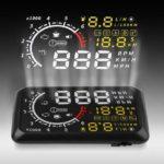 Heads Up Display - HUD - Car Aftermarket - Driving Display DYM 1