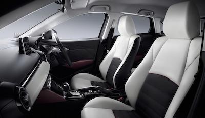 Mazda CX-3 Akari Interior