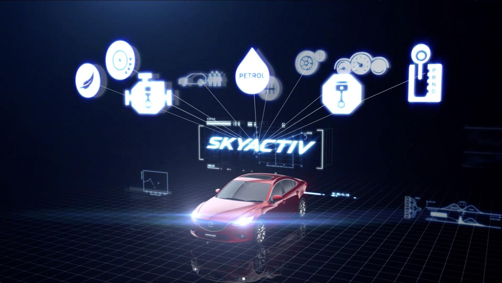 Mazda6 SKYACTIVE TECHNOLOGY