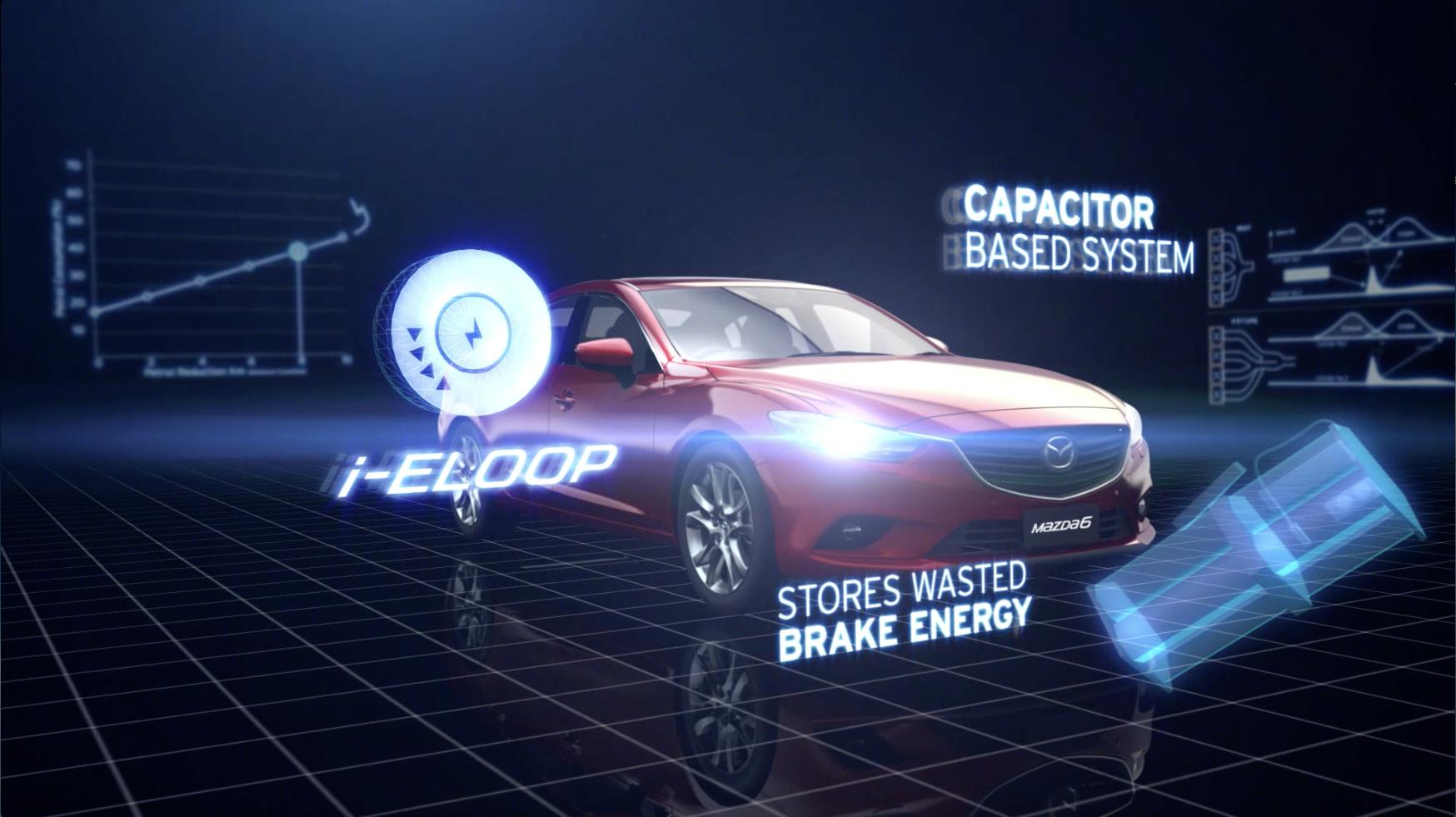 Mazda6 i-ELOOP