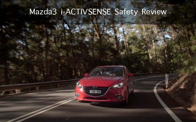 Mazda3 i-ACTIVSENSE Safety Review