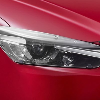 Mazda CX-3 Headlight Protectors