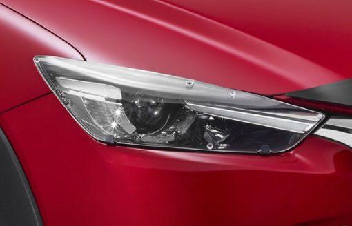 Mazda CX-3 Headlight Protectors