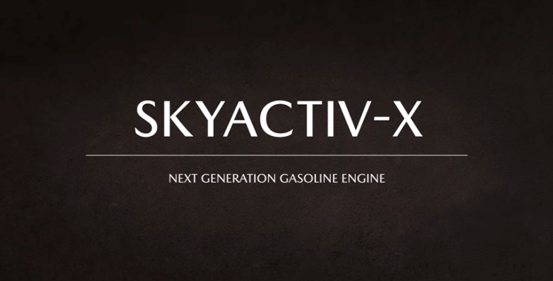 Mazda SKYACTIV-X Next-Generation Engine
