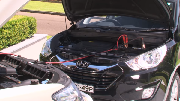 Discover Your Mazda - How To Jump Start A Car