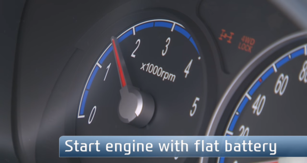 10 Discover Your Car - How To Jump Start A Car - Start Engine With Flat Battery