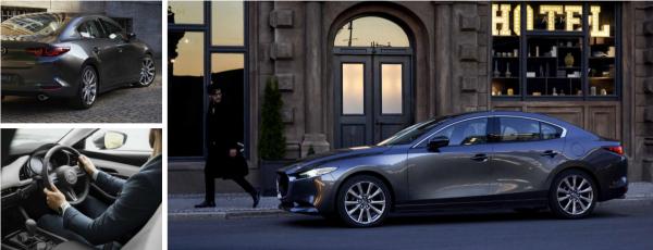 2019 Mazda 3 Design