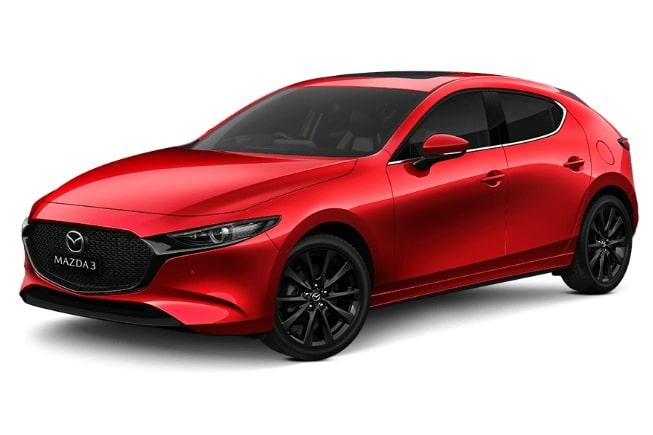 Mazda 3 - G20 Pure Evolve Touring - G25 Evolve GT Astina