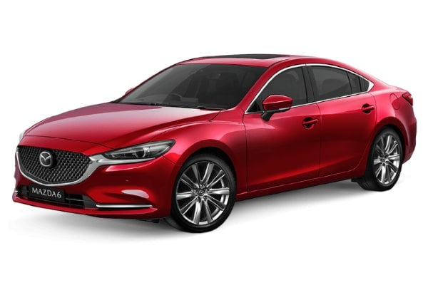 Mazda 6 Sport Touring GT Atenza