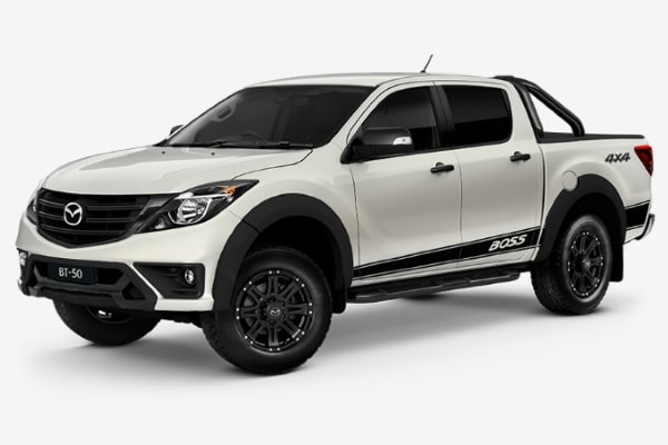 Mazda BT-50 XT XTR GT Boss Pickup