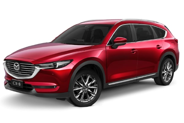 Mazda CX-8 Sport Asaki
