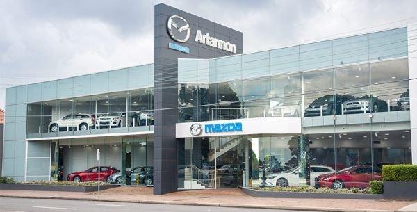 Artarmon Mazda 339 Pacific Highway, Artarmon, Sydney