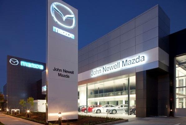 John Newell Mazda 94-98 O'Riordan Street, Alexandria Sydney